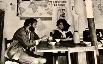 Tanzania 1978 – med petroleumslampe og lokum