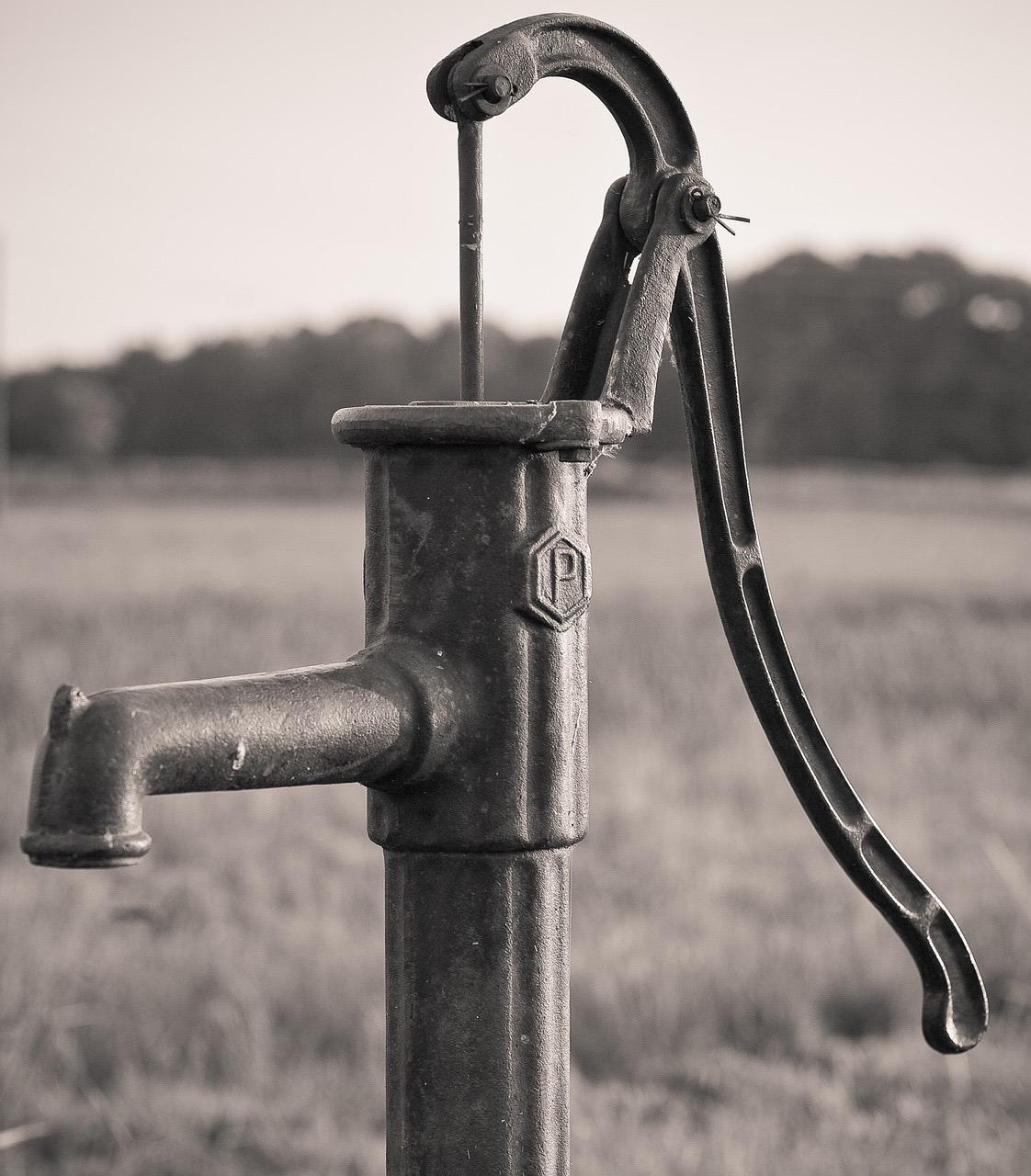 Vandpumpe